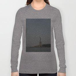 Lady Liberty Long Sleeve T-shirt