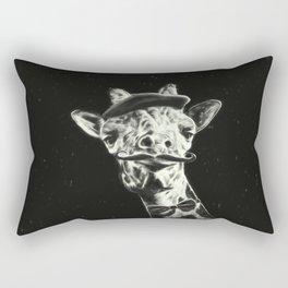 Dapper Gentleman Rectangular Pillow
