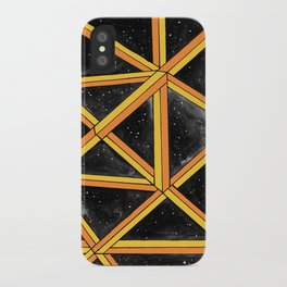 geo galaxy iPhone Case