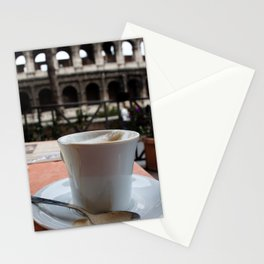 Colosseum Cappuccino Stationery Cards
