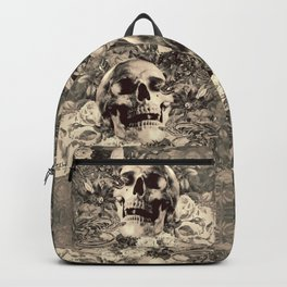 The Final Curtain (Sepia) Backpack