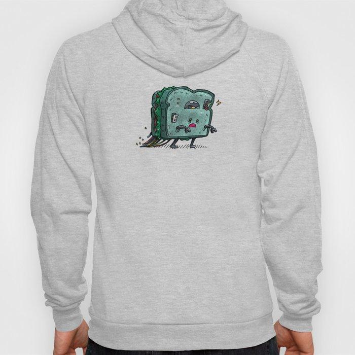 Moldy Sandwich Bot Hoody
