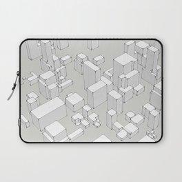 City of volumes Laptop Sleeve