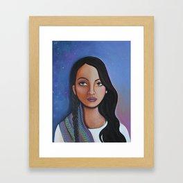 Ome Framed Art Print