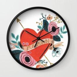 Maman Wall Clock