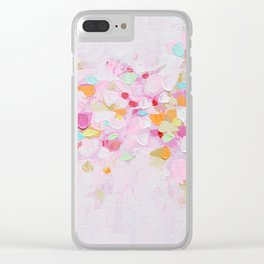 Carnival No. 1 Clear iPhone Case