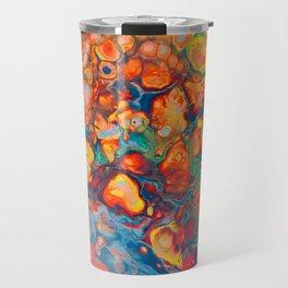 Rainbow sorbet Travel Mug