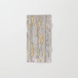 Cracked Paint Hand & Bath Towel