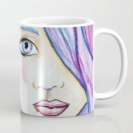 Color Girl Coffee Mug