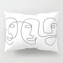 Line Carnival Pillow Sham