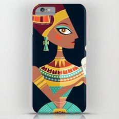 Queen Nefertiti Slim Case iPhone 6 Plus