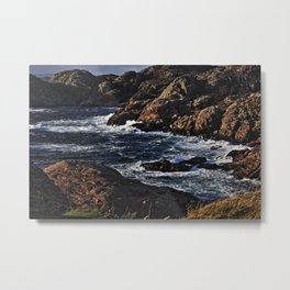 Norway Landscape Metal Print