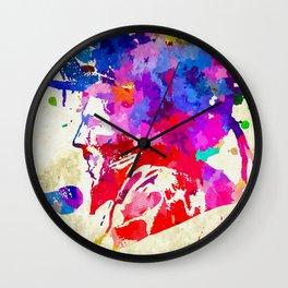 B. Marley Wall Clock