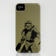 Master Chief iPhone (4, 4s) Slim Case