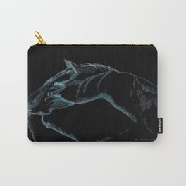 """ Black Stallion "" Carry-All Pouch"