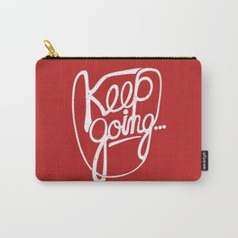 KEEP GO/NG Carry-All Pouch