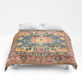 Amritsar Punjab North Indian Rug Print Comforters
