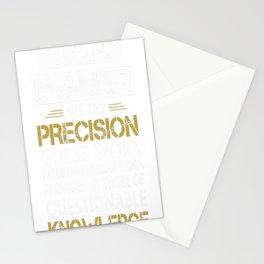 AUDIO ENGINEER Tee Stationery Cards