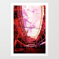 community Art Prints featuring Community by Litew8