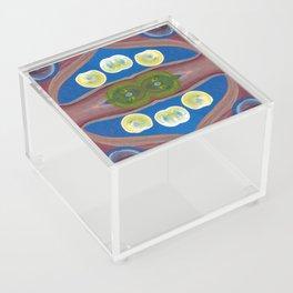 Transitions - Playful passionate inspiration reflections Acrylic Box
