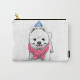 Winter Spitz Carry-All Pouch