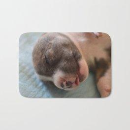 Sleeping Puppy Bath Mat