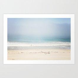 Sun and Fun Redondo Beach Art Print
