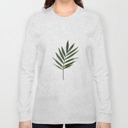Plant Leaves Long Sleeve T-shirt