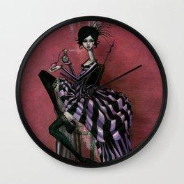 Scent Wall Clock