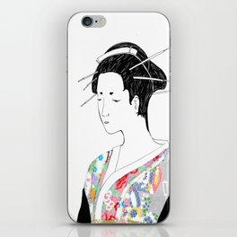 Japanese Inspired iPhone Skin