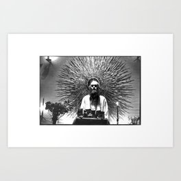 Baba Ram Dass Kunstdrucke