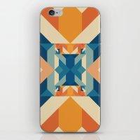 sacred geometry iPhone & iPod Skins featuring Sacred Geometry by defyeyes