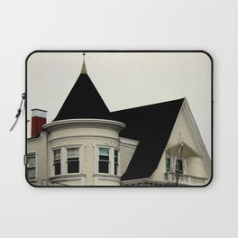 Ghostly Gothic Laptop Sleeve