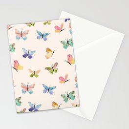 Beautiful Butterflies Stationery Cards