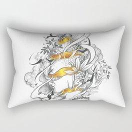 Impermanence Rectangular Pillow
