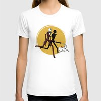 tintin T-shirts featuring Jack and zero by le.duc