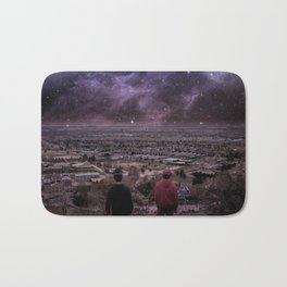 Views of Boise Bath Mat