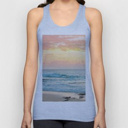 Honolulu Sunrise Unisex Tank Top