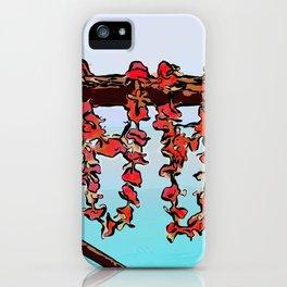 Lei Duo iPhone Case