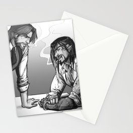 Cops & Crooks Stationery Cards