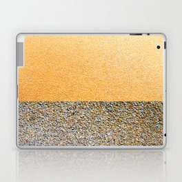 Sandpaper Stripe Laptop & iPad Skin
