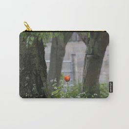 Lonely Tulip Carry-All Pouch