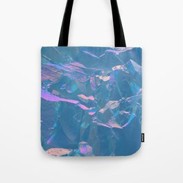Holographic Artwork No 1 (Crystal) Tote Bag