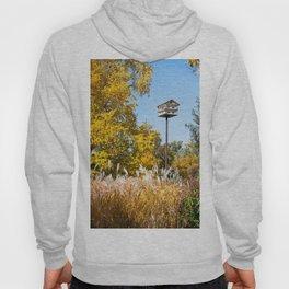 Fall Birdhouse Hoody