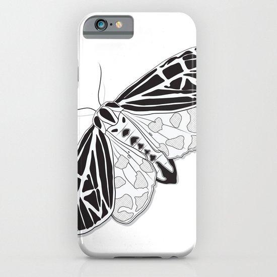 Virgin Tiger Moth iPhone & iPod Case