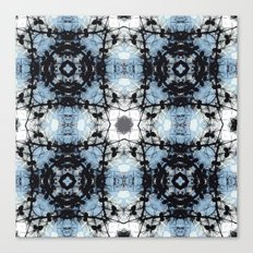 Internal Kaleidoscopic Daze- 3 Canvas Print