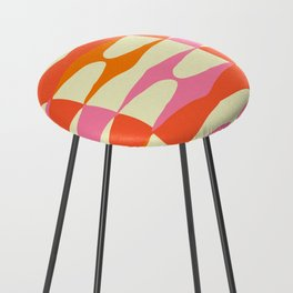 Zaha Sixties Counter Stool