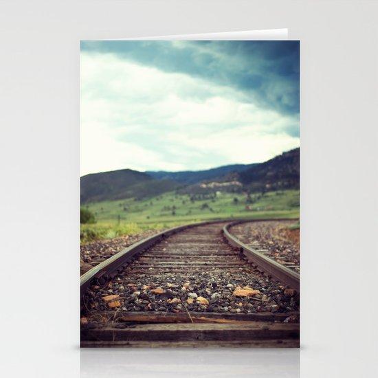 Travel Alone Stationery Cards