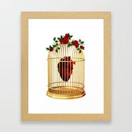 Prisoner? Framed Art Print