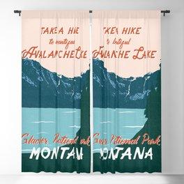 Avalanche Lake Blackout Curtain